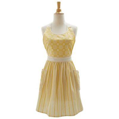1930s style vintage apron