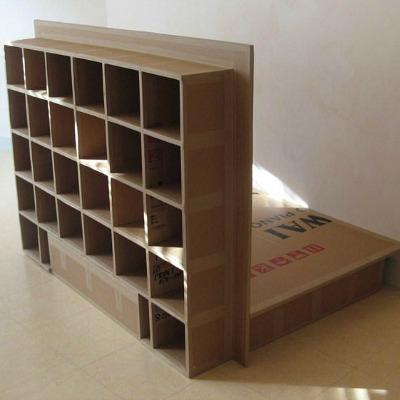 cardboard bed frame