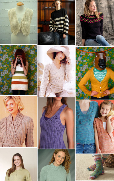 free designer knitting patterns