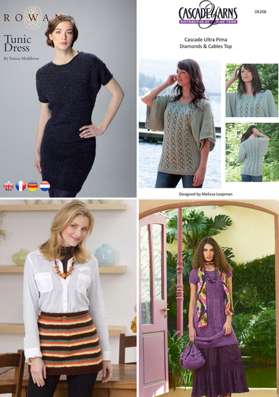 free designer knitting patterns from LoveKnitting