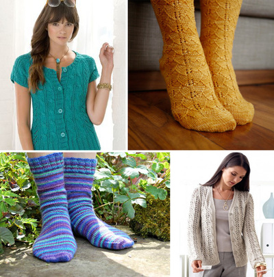 free designer patterns from AllFreeKnitting