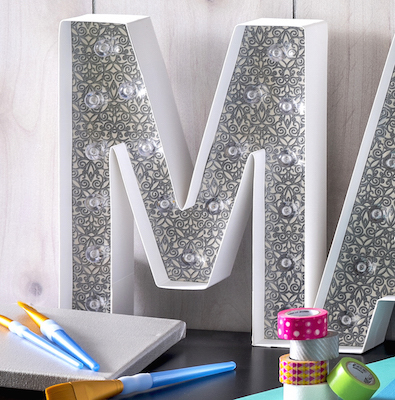 duck tape marquee letters