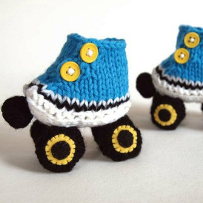 free booties patterns bootees