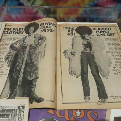 Rags magazine