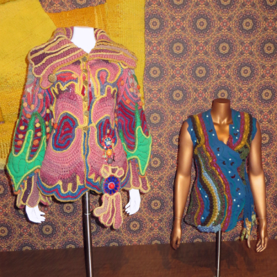 janet lipkin wearable art