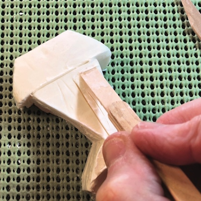 soap carving tips