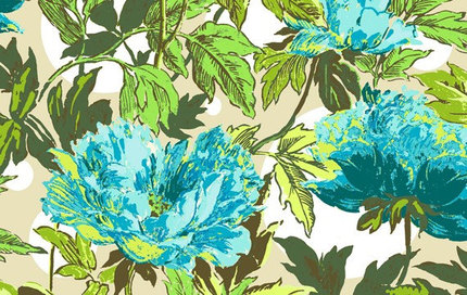 De-stash-- Amy Butler Soul Blossoms 1/2 yard