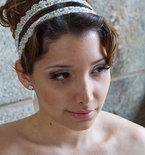 Daisy Vintage Dual Trim Headband