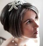 Edelweiss Rhinestone Headband