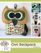 Owl Backpack PDF Pattern