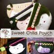 Sweet Child Zipper Pouch Sewing Pattern