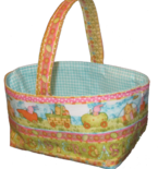 Organizer Bucket Easy PDF Sewing Pattern