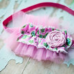 Ruffle Headband Sewing Pattern