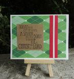 Argyle Christmas
