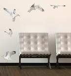 Realistic Seagulls Vinyl Wall Decals