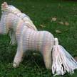 Shadow the Horse Knitting Pattern - Waldorf Toy PDF