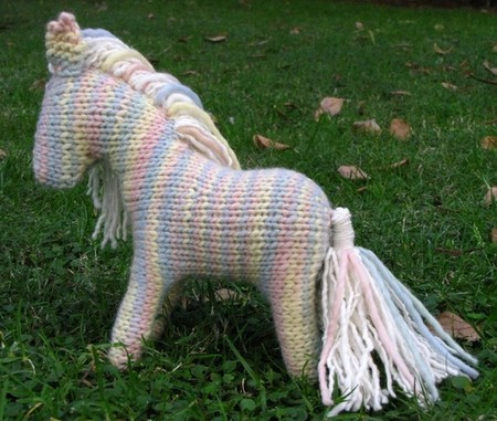 Shadow The Horse Knitting Pattern Waldorf Toy Pdf