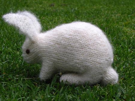 Easter Bunny Rabbit Knitting Pattern Pdf Mamma4earth S