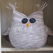The Guardian Owl Pattern - Knitting PDF Pattern