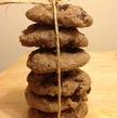 Vegan, Gluten-Free Chocolate Chip Cookies (Package of 6)