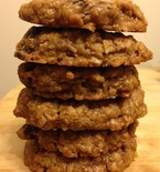 Gluten Free Oatmeal Raisin Cookies (Package of 6)