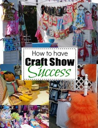 Craft Show Success