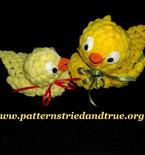 Crochet Pattern DIY for Soap Bag, Duck Bath Accessory, Scrapbooked Digital  Instant Download PDF File