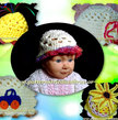 Crochet Pattern DIY for Beanie Hat  Preemies and Newborns  Digital Instant Download PDF Collectible Beginner Friendly
