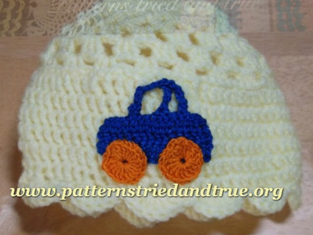 Crochet Pattern Diy For Beanie Hat Preemies And Newborns