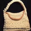 Crochet Pattern DIY Pocketbook or Purse, Scrapbooked Digital  Instant Download PDF File