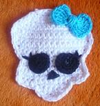 Crochet Monster High - pdf pattern