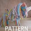 Unicorn Pegasus Knitting Pattern PDF