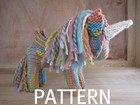 Unicorn Pegasus Knitting Pattern PDF