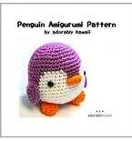 Penguin Amigurumi - PDF Crochet Pattern