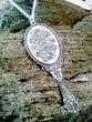 Victorian Style Hand Mirror, Mirror, Mirror Jewelry, Victorian, Antique, Gifts for Her