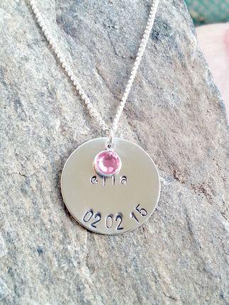 Baby Jewelry, Push Present, Baby Girl Present, Handmade, New Baby Gifts, Newborn Baby Gifts, Baby Girl