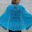 Sarah's Shawl PDF Pattern Faroese shaped shawl