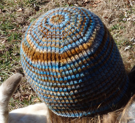 666d63b5248 Knitting beanie pattern