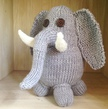 Everett the Elephant Pattern, download pdf