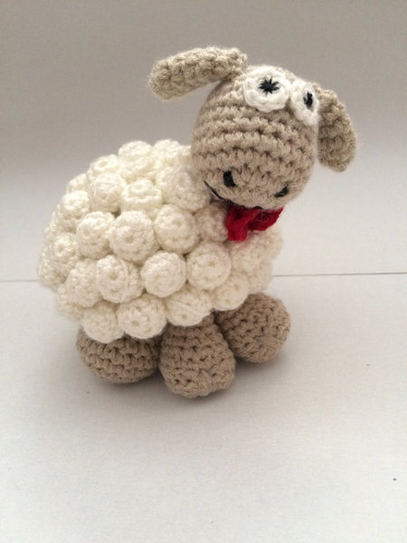 Crochet Pattern Mr Lamb Amigurumi Pdf Iremdesign Craftfoxes