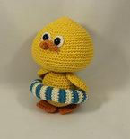 Ducky Duck Amigurumi Pattern