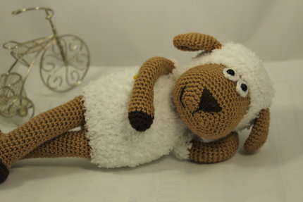 Sheep Amigurumi
