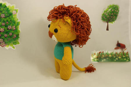 8 Roar-some Lion King Amigurumi... | Top Crochet Patterns | 300x450