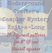 Sampler Mystery Knit-a-Long