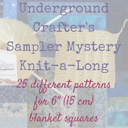 Sampler Mystery Knit-a-Long