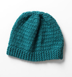 Caribbean Palm Weave Slouch Hat