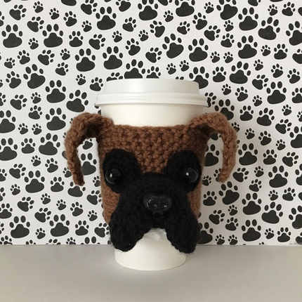 Boxer Mug Cozy