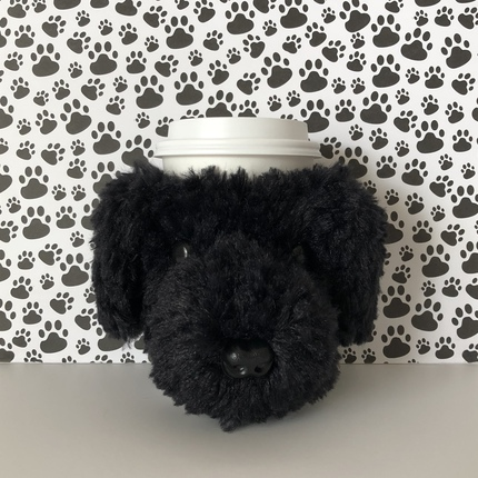 Portuguese Water Dog Mug Cozy