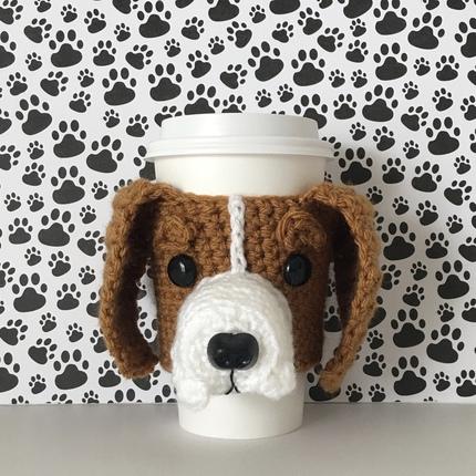 Beagle Mug Cozy