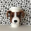 Jack Russell Terrier Mug Cozy